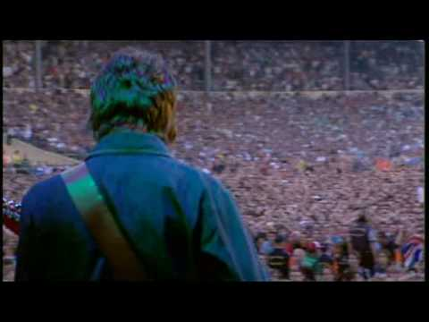 Oasis - go let it out familiar to millions (DVD QUALITY)