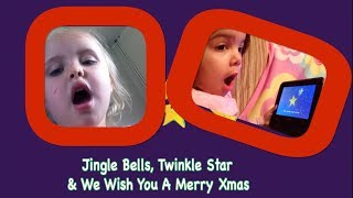 Christmas Songs For Kids, Baby & Toddler | Jingle Bells, Twinkle Star & Merry Christmas