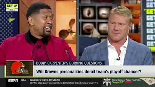 WILL BROWNS PERSONALITIES DERAIL THEIR PLAYOFF CHANCES??