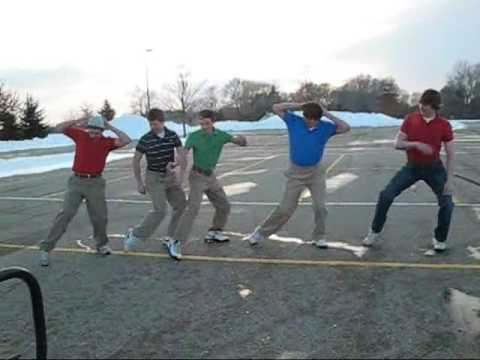 The Real Stanky Leg video