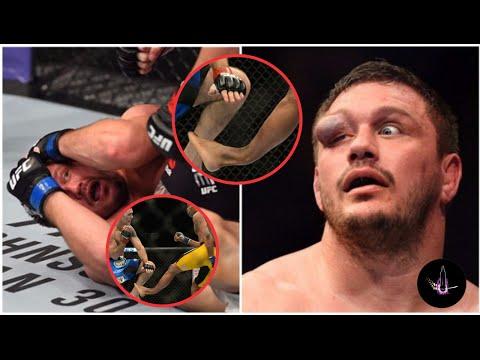 Las 6 Lesiones más Graves del MMA