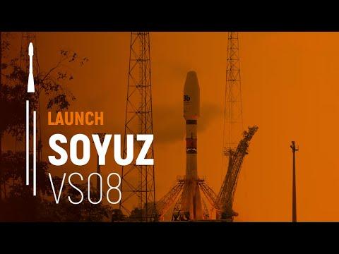 Arianespace Flight VS08 / O3b