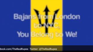 Rupee - I AM A BAJAN (with lyrics)