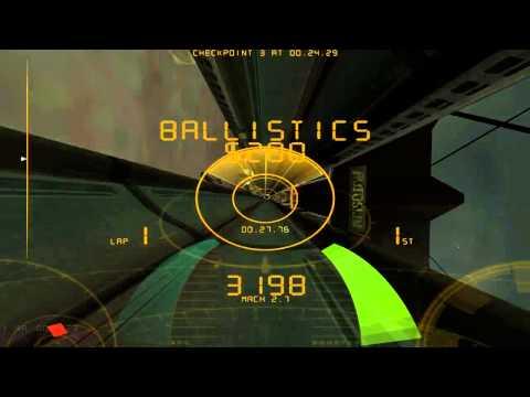 [WR] Ballistics: Zensoku 01:19.18