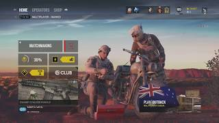 [archived stream 03/19/2019] siege + rp