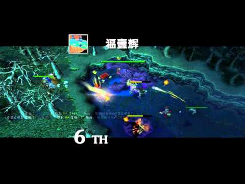DotA - WoDotA Top10 Weekly Vol.171