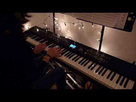 Depeche Mode -  Johnny Cash - Personal Jesus - Piano Cover [hd] video