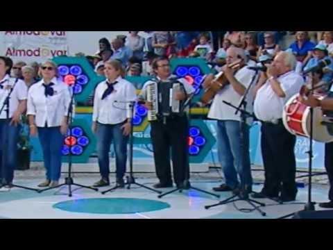 Grupo Coral e Instrumental da C�mara Municipal de Almod�var - Joguei um papelinho ao ch�o
