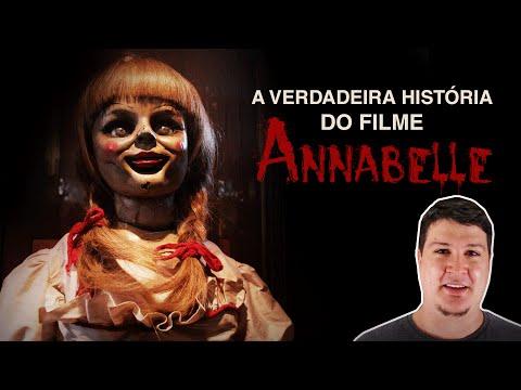 A Verdadeira História do Filme Annabelle