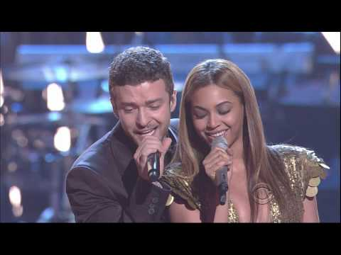 (HD) Beyonce & Justin Timberlake - Aint Nothing Like the Real Thing (Fashion Rocks 2008) live