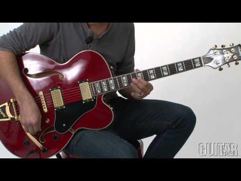 Prestige Guitars Musician Standard