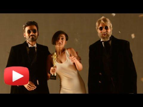 REVEALED!- Dhanush And Akshara Haasans Look With Amitabh Bachchan...
