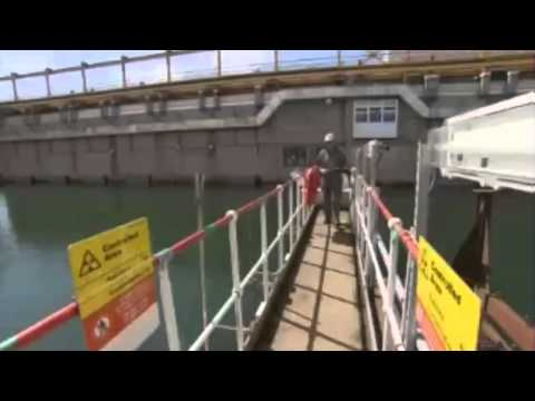 BBC News   Inside Sellafield's hazardous nuclear waste site