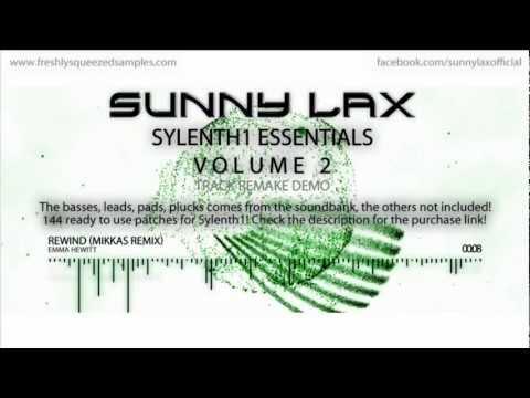 Sunny Lax - Sylenth1 Essentials Soundset - VOLUME 2 DEMO