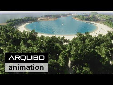 Parque Los Samanes - Proyecto aprobado, En ejecución. Guayaquil (Ecuador)