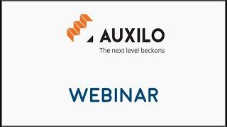 Eduloans Webinar - Auxilo on Education Loan