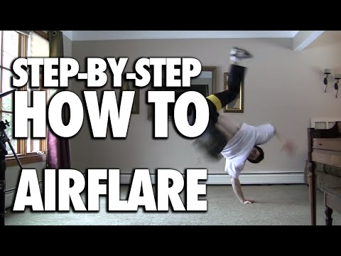 How To Airflare  Airtrack Tutorial video