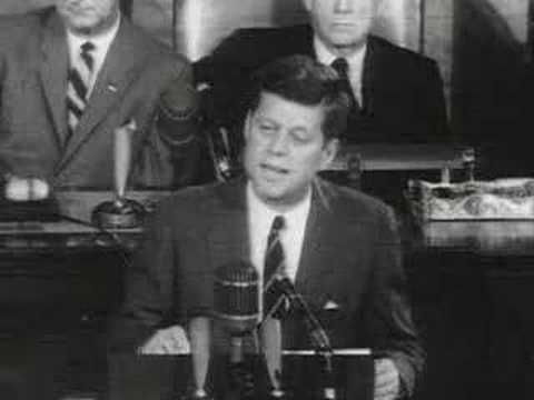 Kennedy Apollo Speech