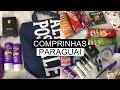Comprinhas no PARAGUAI   JULHO 2017