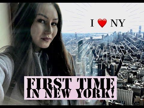 NYC Trip: First Time in NYC / Что делать в Нью Юрке?