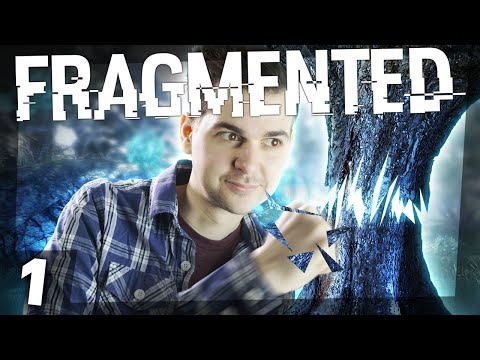 Fragmented #1 - SUPER HUMAN STRENGTH