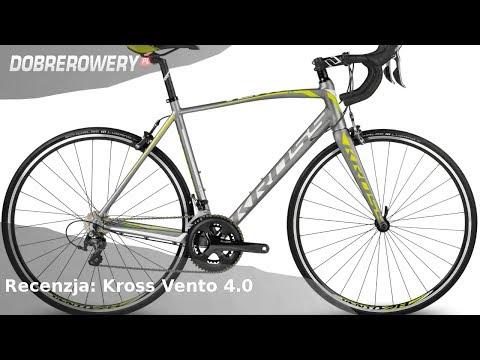 Recenzja: Kross Vento 4.0 - czy ten rower ma sens?