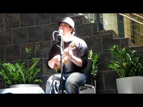 Ernie Halter - Somewhere Over the Rainbow/I'm Yours cover