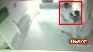 JDS Leader Caught Raping a Woman in Karnataka   CCTV Video