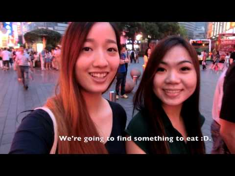 TRAVEL VLOG #2: CHINA   EAST NANJING ROAD (南京东路)