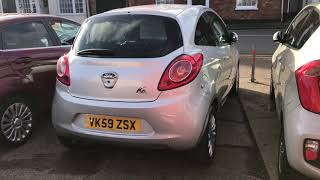Closer Look: Ford KA Zetec