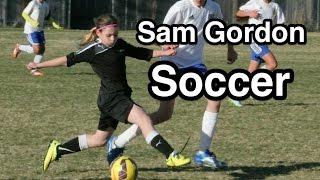 Soccer Highlights from Spring Season! | Sam Gordon