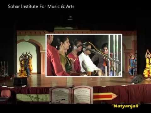 Aangikam Bhuvanam  - Natyanjali 2013 - Sohar - Oman video