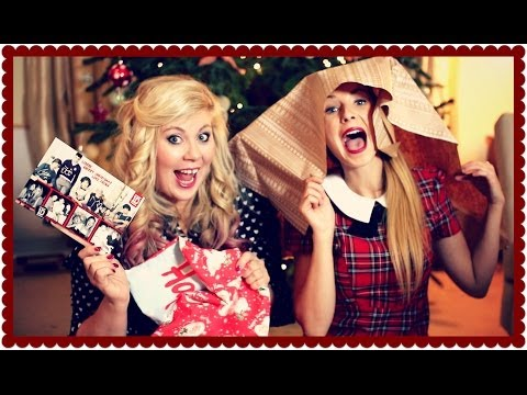 Christmas Present Giving with Louise | Zoella