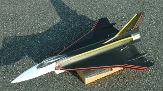 RC F-16XL EMAERGENCY!!