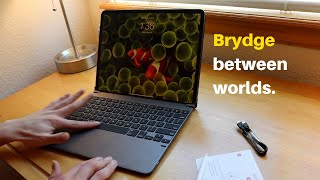 MacBook Rival or an Expensive Regret? Brydge iPad Pro 2018