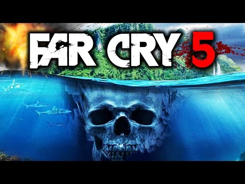 FAR CRY 5 TEASED!  Return of Vaas!  Prequel Rumored! (With Far Cry Series Gameplay)