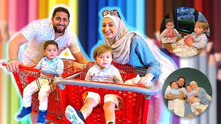 A DAY OUT WITH THE CUTEST BABIES!! YOU WON'T BELIEVE IT!!!!