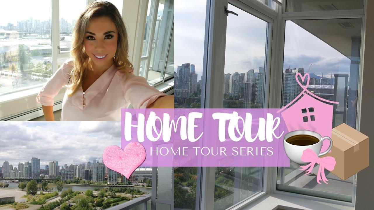 NEW HOME TOUR! Home Tour Series -SLMissGlam♥♥