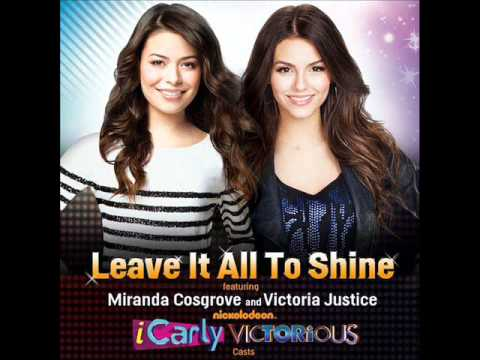 Miranda Cosgrove Feat. Victoria Justice - Leave It All To Shine (audio Oficial) video