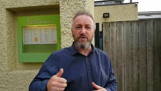 Lancashire Magician Darren Brand gets a video review from a customer