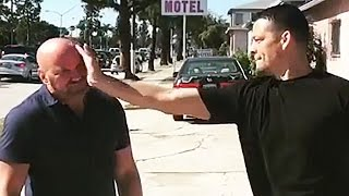Nate Diaz Slaps the Sh*t Out of Dana White, Conor McGregor Vs. Nate Diaz at UFC 202 Announced