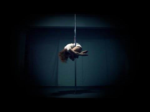 'falling' (twin Peaks Theme) - Spinning Pole Dance Choreography video