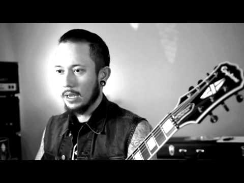 Matt Heafy Talks About The New Trivium Record and The His Epiphone Signature Les Paul Custom