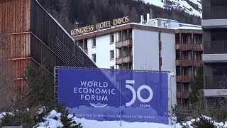 Davos 2020: Digital tax, global economy and Luanda Leaks