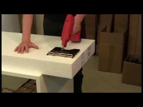 Akku-Styrocutter | Styroporschneider - Handschneidegerät | probauteam