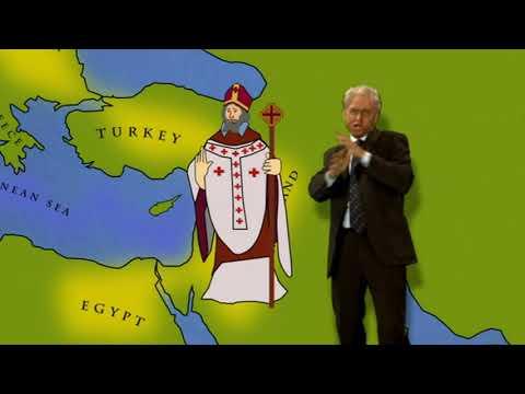 Horrible Histories Bob Hale's Crusades Report