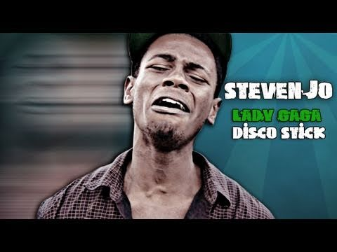 Steven Jo - Lady Gaga Disco Stick Official Music Video Music Videos