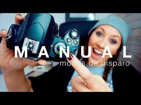 MODOS MANUALES DE DISPARO | Desiree Delgado