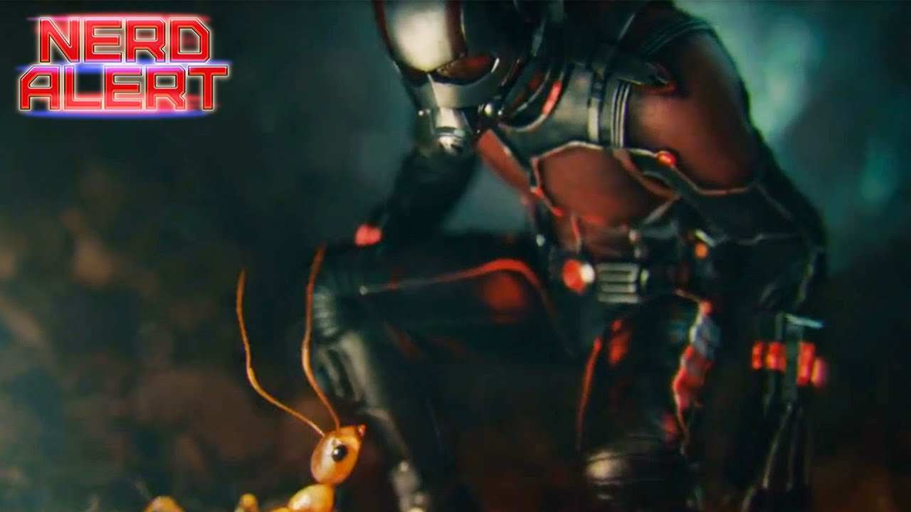 Ant-man Movie Wallpaper Marvel's Ant-man Official