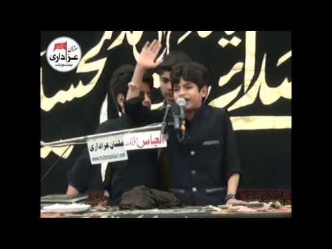 Zakir Zain Abbas Jeevan | Jalsa 9 March 2018 | Jalsa Zakir Qazi Waseem Abbas